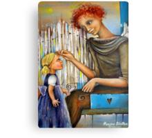 Guardian Angel Canvas Print