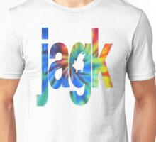 Tie Dye Jagk Unisex T-Shirt
