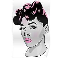 Janelle Monae Android Poster