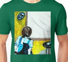 WIZARD OF OZ, INSIDE THE TWISTER Unisex T-Shirt