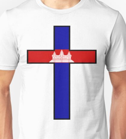 Olympic Countries - Cambodia Unisex T-Shirt