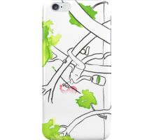 Spring is in the tree iPhone Case/Skin