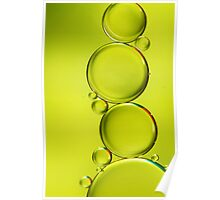 Simply Lime II Poster