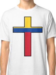 Olympic Countries - Columbia Classic T-Shirt