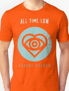 ALL TIME LOW SWS SLEEPING WITH SIRENS Future Hearts Tour REY2 Unisex T-Shirt