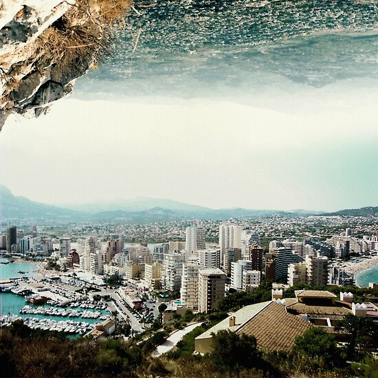 The Edge of a Parallel World by Jamie Harrington