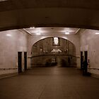 Grand Central - Tunnel Vision by Amanda Vontobel Photography