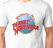 Planet Nori Haga Unisex T-Shirt