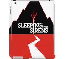 ALL TIME LOW SWS SLEEPING WITH SIRENS Future Hearts Tour REY3 iPad Case/Skin