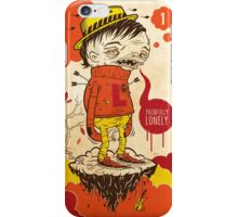 LONELY BOY iPhone Case/Skin