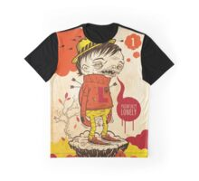 LONELY BOY Graphic T-Shirt