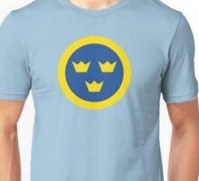 Swedish Roundel Unisex T-Shirt