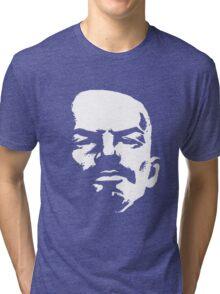 VLADIMIR LENIN Tri-blend T-Shirt