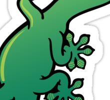 Gecko Sticker