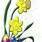Easter Greetings (3872 Views) by aldona