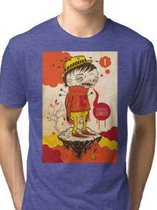 LONELY BOY Tri-blend T-Shirt