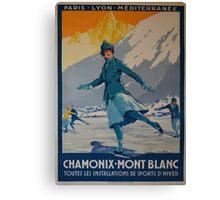 Vintage poster - Olympics 1924 France Canvas Print