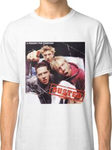 Busted - A Present For Everyone Classic T-Shirt