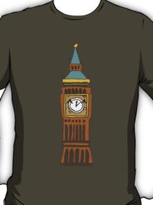 Cute Big Ben Tee T-Shirt