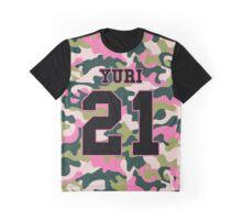 Girls' Generation (SNSD) YURI 'PINK ARMY' Graphic T-Shirt