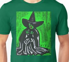 THE MELTING WICKED WITCH  Unisex T-Shirt