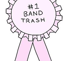 #1 Band Trash by internetokay