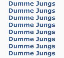 Dumme Jungs Kids Clothes