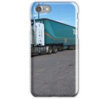 ROAD TRAIN iPhone Case/Skin