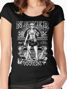 Winya No.65 Women's Fitted Scoop T-Shirt