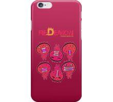 ReDemon 02 iPhone Case/Skin