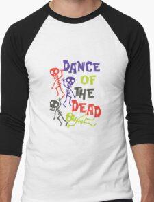 Dance of the Dead Men's Baseball ¾ T-Shirt
