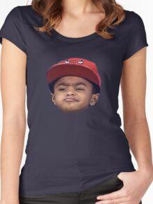 PJ Rose - Derrick Rose Women's Fitted Scoop T-Shirt