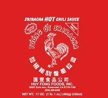 Sriracha Graphic Tee Unisex T-Shirt