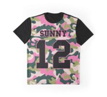 Girls' Generation (SNSD) SUNNY 'PINK ARMY' Graphic T-Shirt
