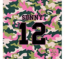 Girls' Generation (SNSD) SUNNY 'PINK ARMY' Photographic Print