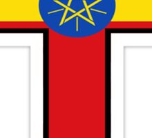 Olympic Countries - Ethiopia Sticker