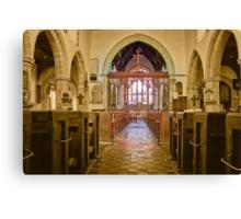 Ticehurst Timeslip Canvas Print