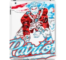 PATRIOT WHITE iPad Case/Skin