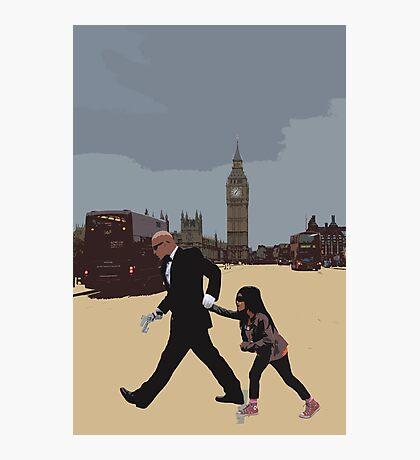 London Matrix, Agent Smith's Recruit Photographic Print