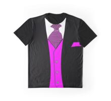 Suit & Tie - All Dressed Up and No Place to Go... Graphic T-Shirt