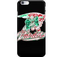 PATRIOT BLACK iPhone Case/Skin