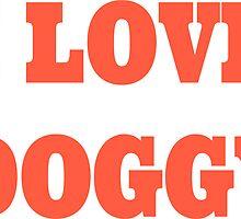 I love doggy by chantelle bezant
