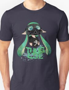 Kid AND a Squid -Teal- Unisex T-Shirt