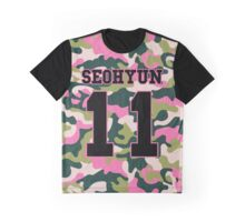 Girls' Generation (SNSD) SEOHYUN 'PINK ARMY' Graphic T-Shirt