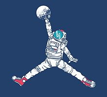 Space Dunk by Steven Toang