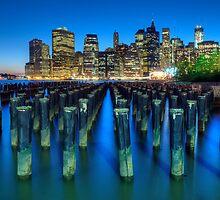 Brooklyn Blues by Yhun Suarez