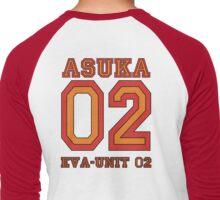 UNIT O2 Men's Baseball ¾ T-Shirt