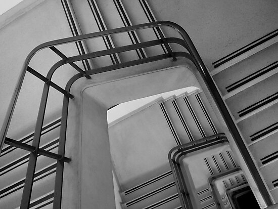 Stairs by Florem