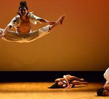 Bolivian Dance Troupe - Plate No. # 4752 by Matsumoto