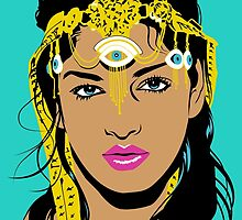 M.I.A. by solglo
